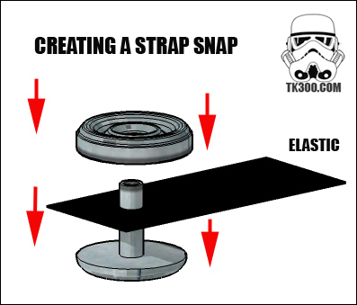 Snaps Ab plate